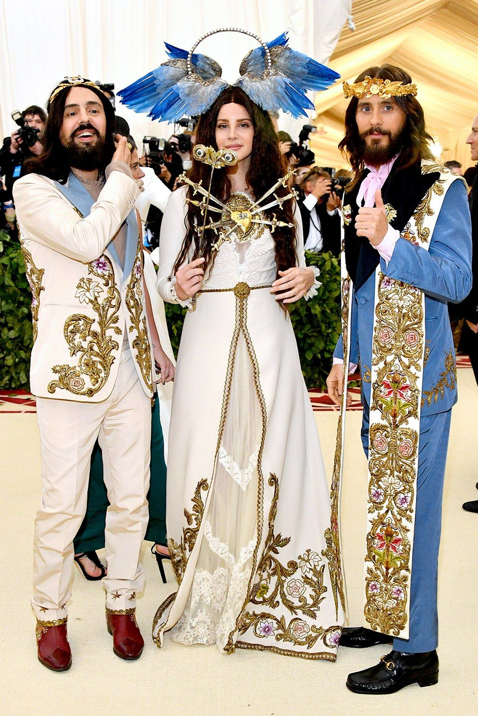 3eb22a92559 The Must-See Looks from the Met Gala Red Carpet