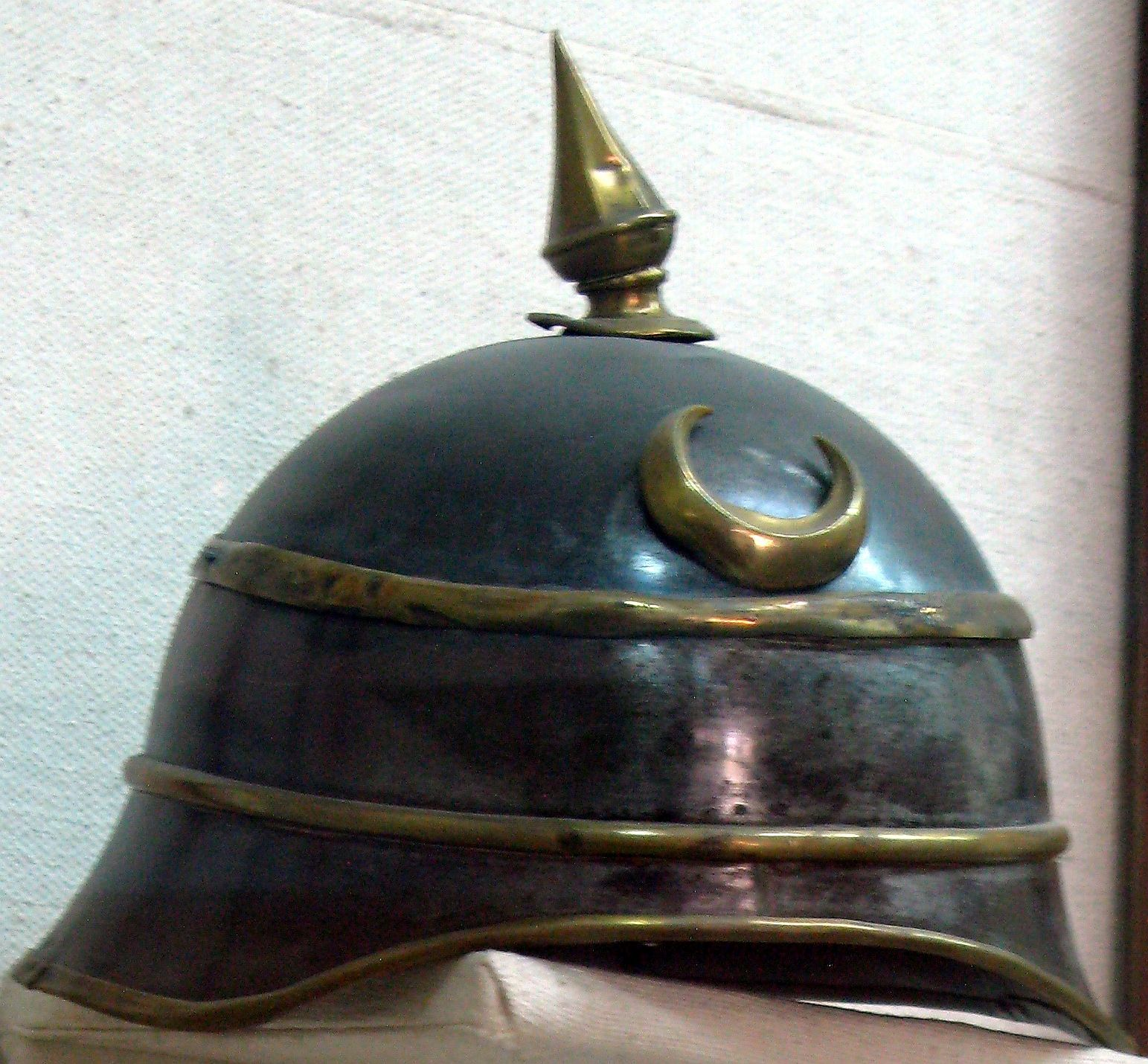Ottoman Helmet Late 1800s To Wwi Unknown Type Indo Persian