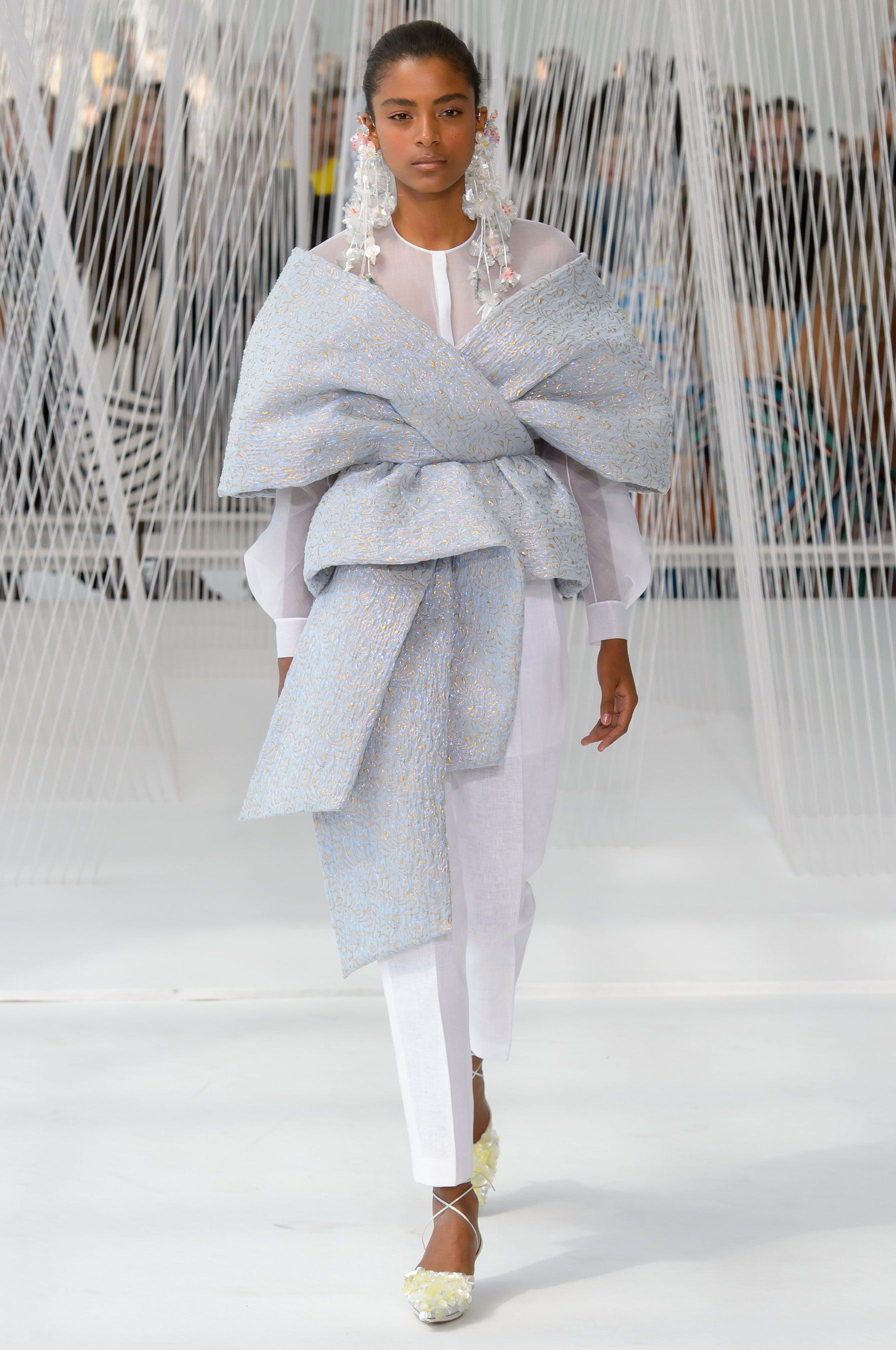 This Is The Fantastical Fashion Week Show We All Need To Pay Attention To Fashion Fashion Week New York Fashion Week