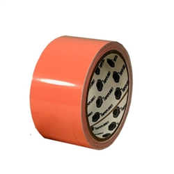 Tape Planet 3 Mil 2 X 10 Yard Roll Coral Outdoor Vinyl Tape Vinyl Rubber Resin Electrical Tape