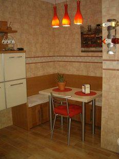 Quiero un banco esquinero para la cocina comedor de diario pinterest kitchens - Banco esquinero cocina ...