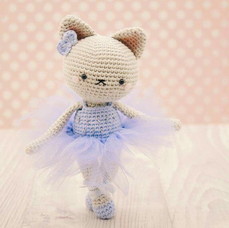 Pin de Mayka Esteban en bailarinas amigurumi | Pinterest | Bailarines