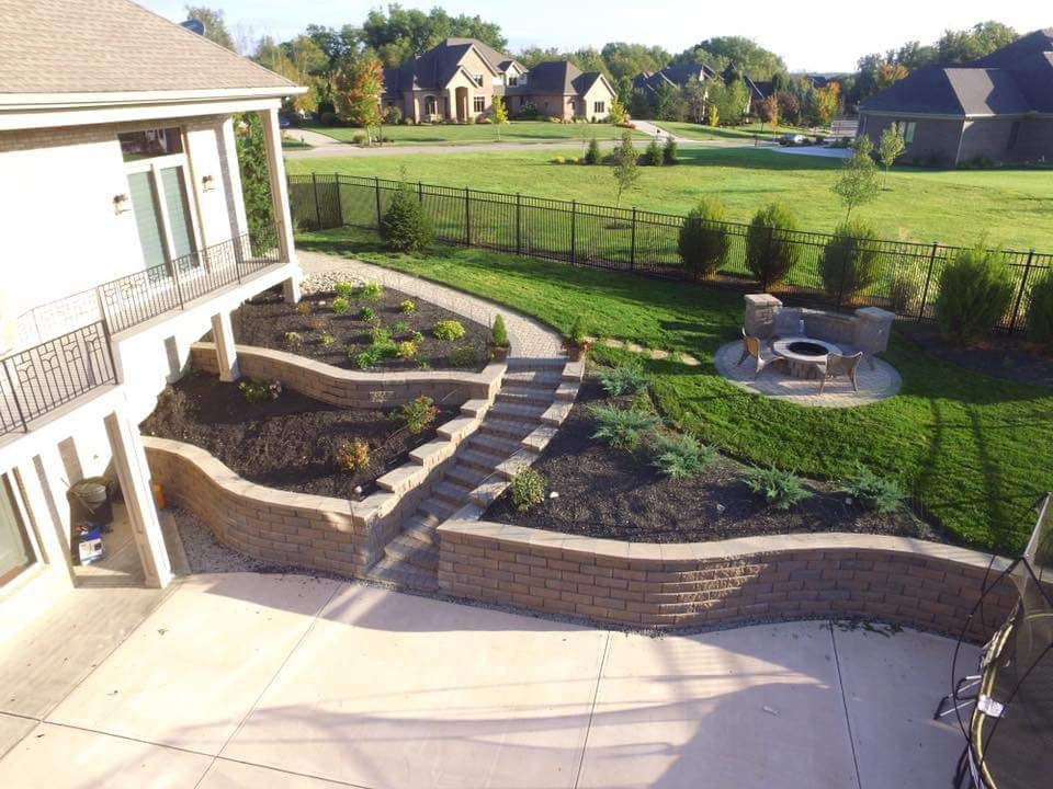 Pin By Creech S Lawn Landscape Garden Center On Patio S 640 x 480