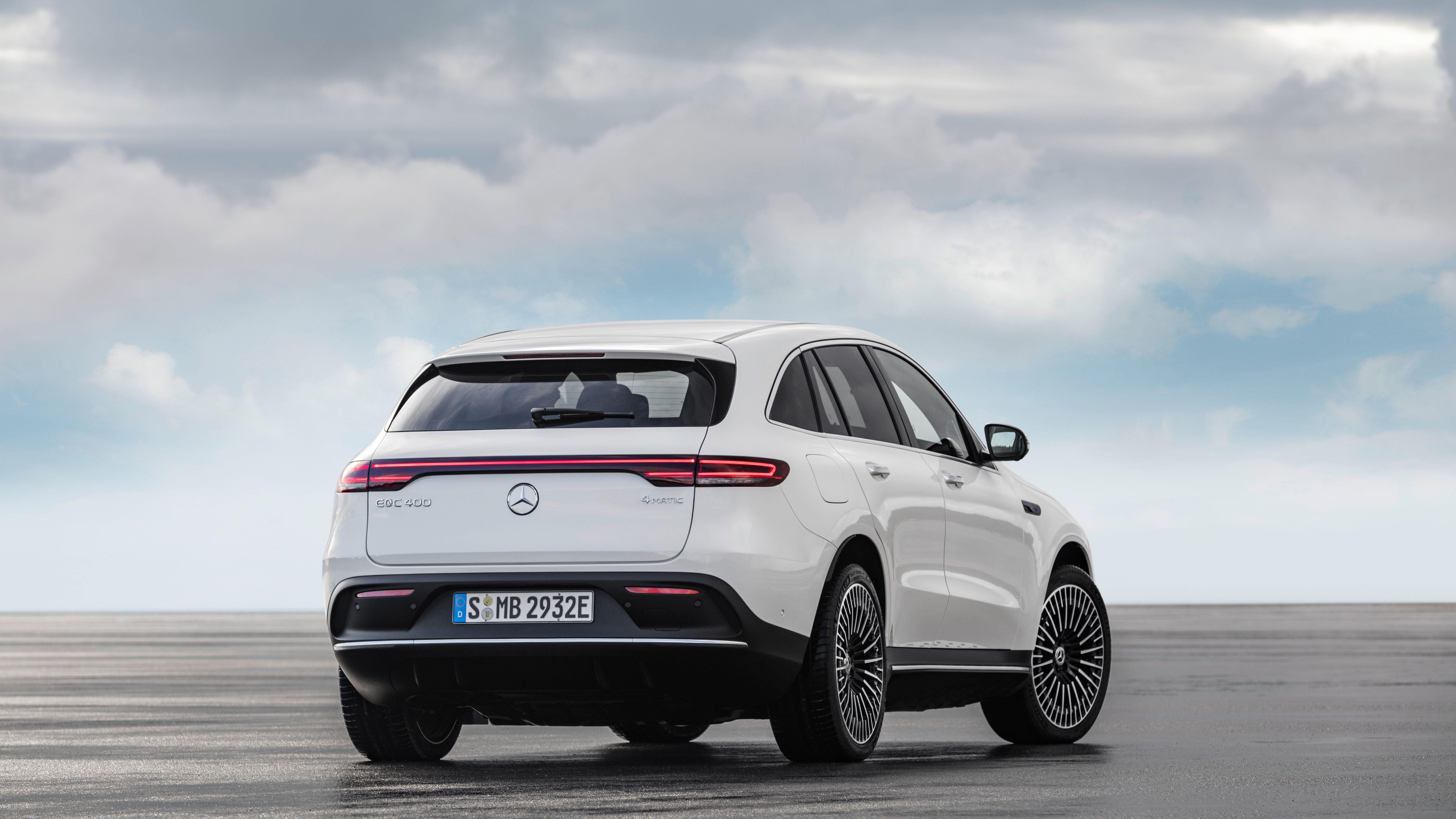 Mercedes Benz Eqc Suv 2020 Cars Electric Cars 8k 8k Wallpaper