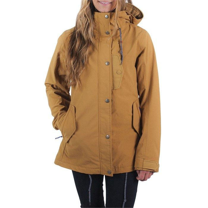 Holden winter coats
