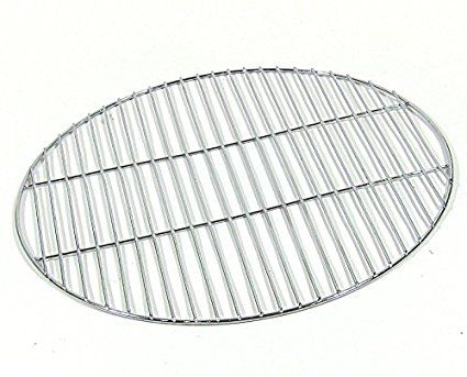 Sunnydaze Chrome Plated Cooking Grate For Grilling 30 Inch Diameter Ebay Thing 1