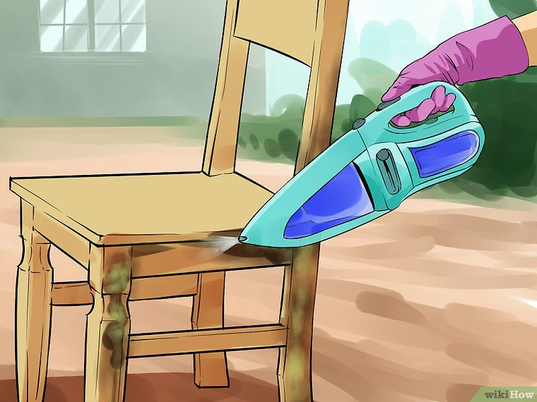 Remove Mold From Wood Furniture Remover