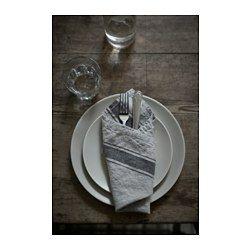 ikea vardagen serviette mischung aus baumwolle und leinen die die dinge things ikea. Black Bedroom Furniture Sets. Home Design Ideas