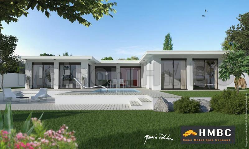 Constructeur de maison design ,Constructeur maison contemporaine - facade de maison moderne