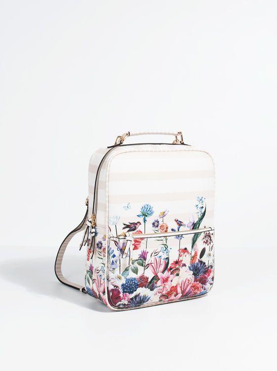 d4bc379e1 Parfois | Mochila Coppola | aesthetic | Bags, Handbags, Purses