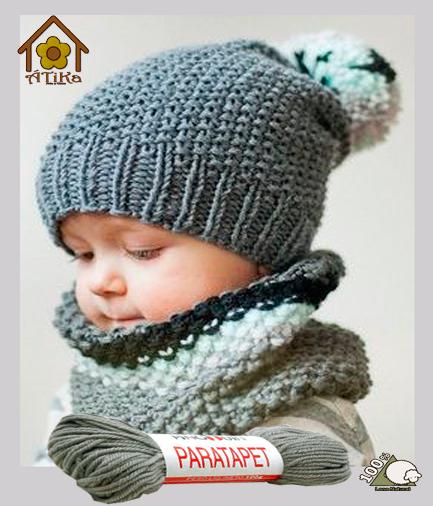 Aquí puedes descargar la receta y el diagramas. www.atika.com.bo Aprovecha  la promoción compra 10 lanas y sólo paga 9 10e13f7979a