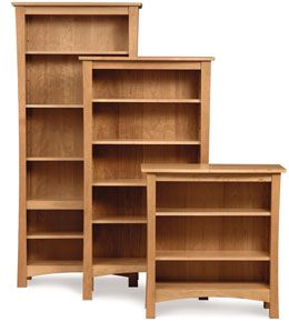 Cherry Bookcase Would Look Good In Walnut Or Mahogany As Well