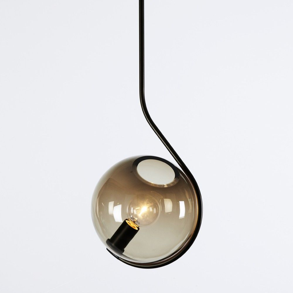 Superieur The Fiddlehead Pendant Light Features A Modern Take On Minimal Decorative  Lighting. Http:/