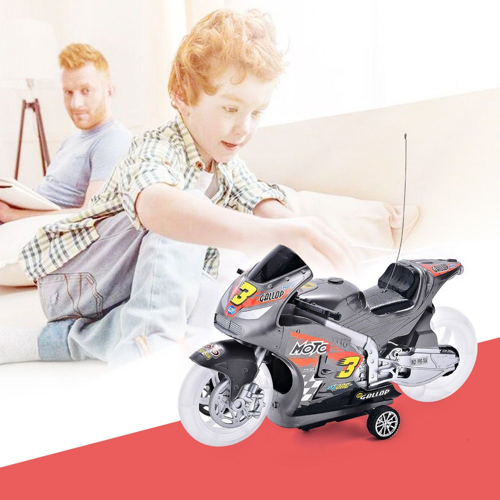 Details About 2-9 Years Kids Boys Remote Control Toy Led