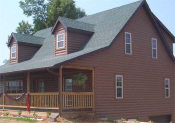 Timber Mill Siding House Plans Pinterest Vinyl Log
