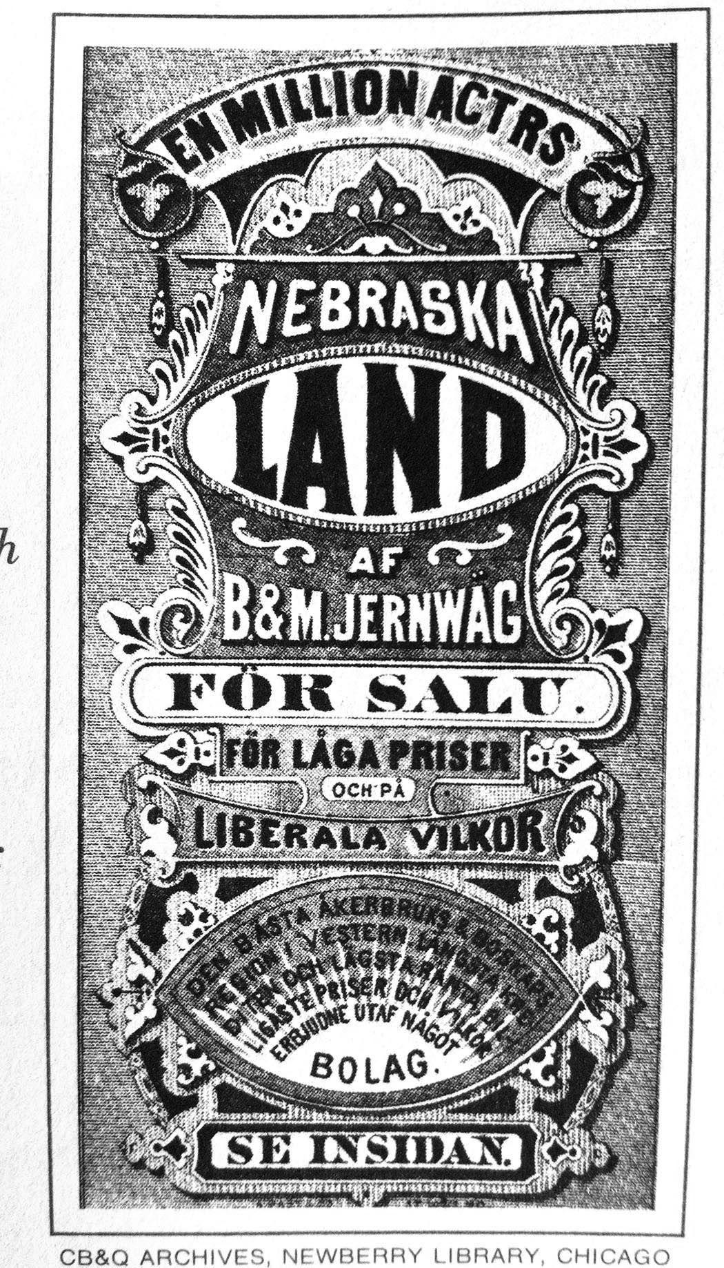 Nebraska Land