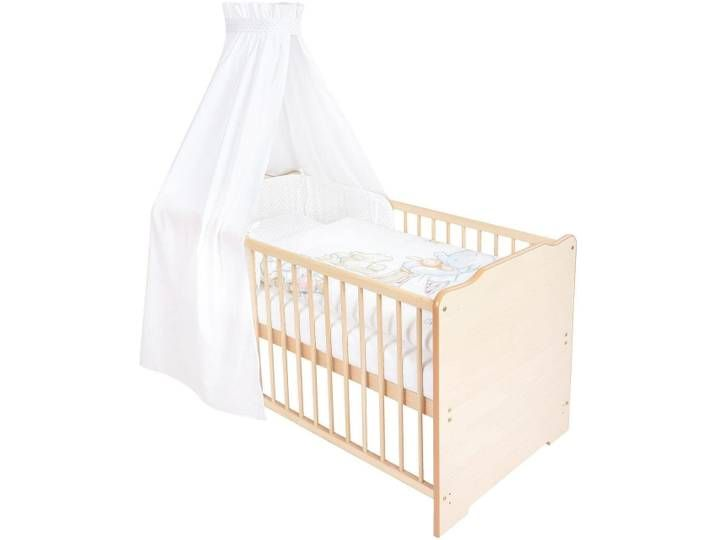 Zollner Komplettbett Hamphreys Bedtime 7 Tlg Babybett