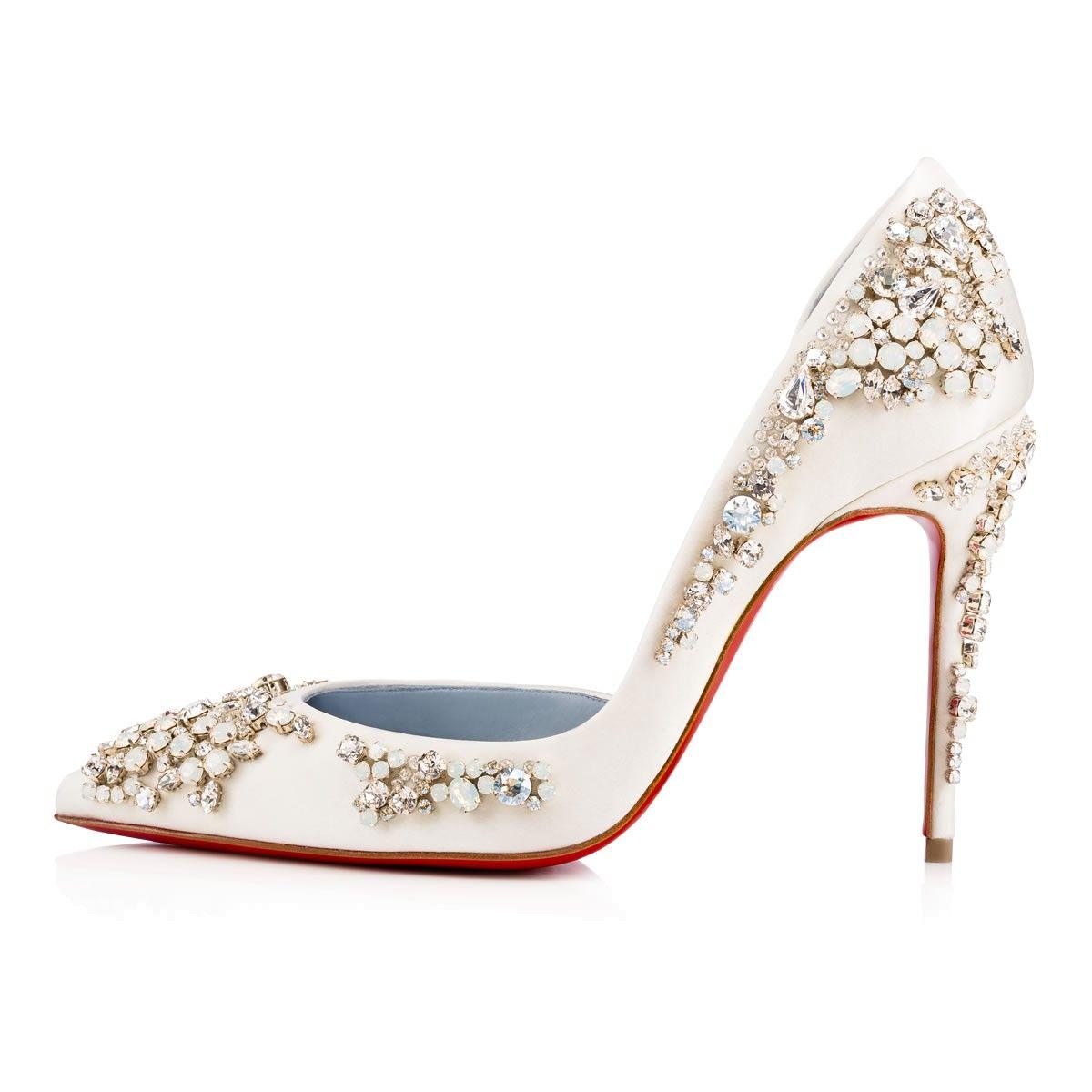 0850301e185d Shoes - Brodiriza - Christian Louboutin