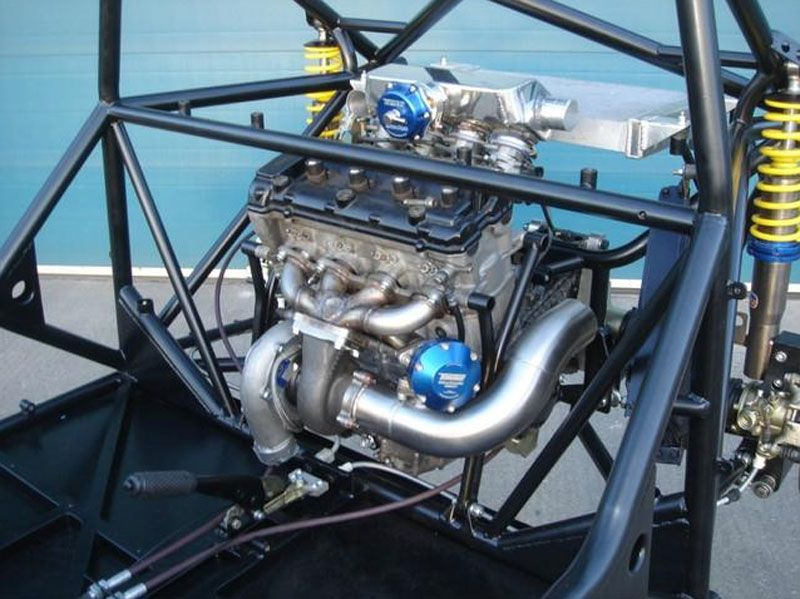 Foto: MINI 0 Divers MINI Hayabusa turbo MINI Hayabusa 02