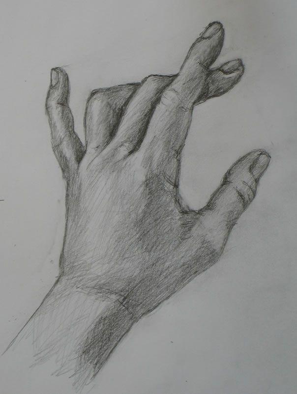 hand #pencildrawingtutorials