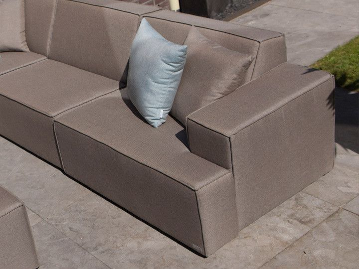 monroe lounge f r garten oder terrasse von triniti garten gartenm bel gartensofa. Black Bedroom Furniture Sets. Home Design Ideas