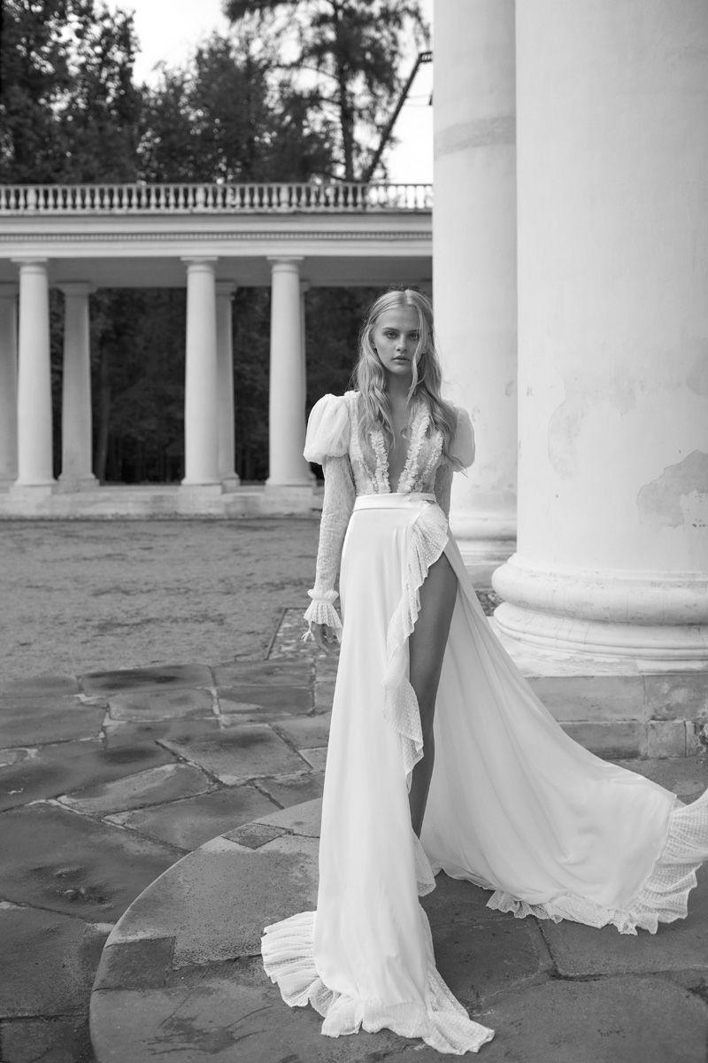 Ivoryuwhite by nurit hen נורית חן שמלות כלה שמלות ערב bridal