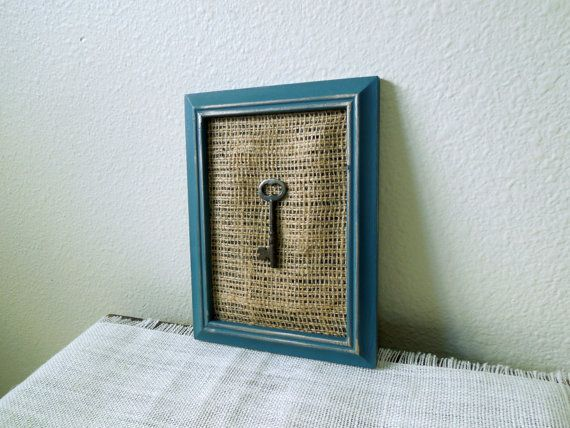 Antique Skeleton Key Framed Wall Art in a by TwoDogsDesigns | check ...