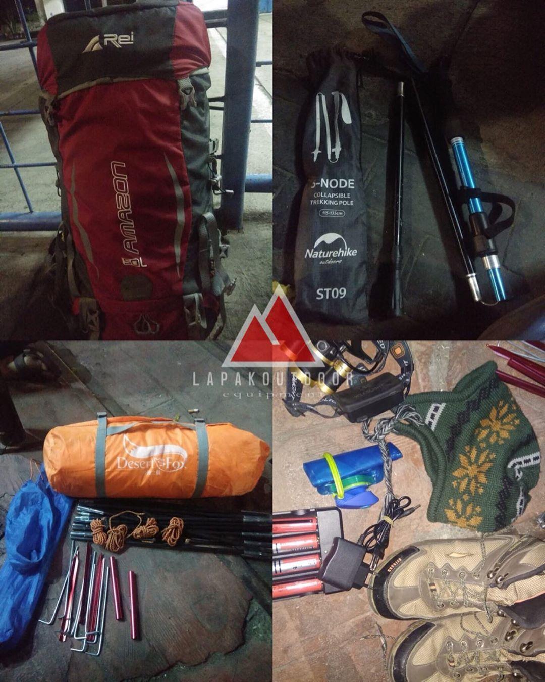Paket Lengkap Tinggal Nanjak Nanjak Gemes Carrier Rc Sb