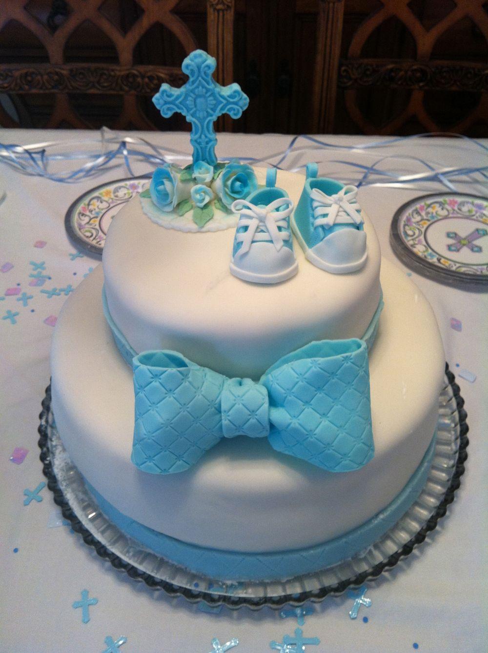 christening decorations ideas for boys   christening cake      rh   pinterest ie
