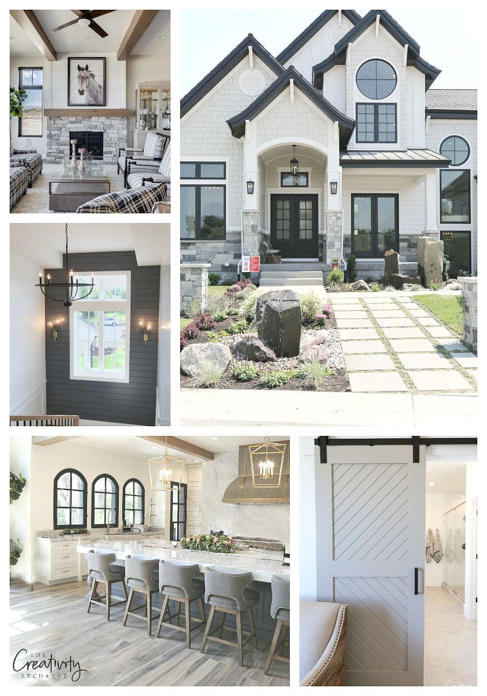 2019 Home Design Trends House Design House Designs Exterior Farmhouse Decor Trends
