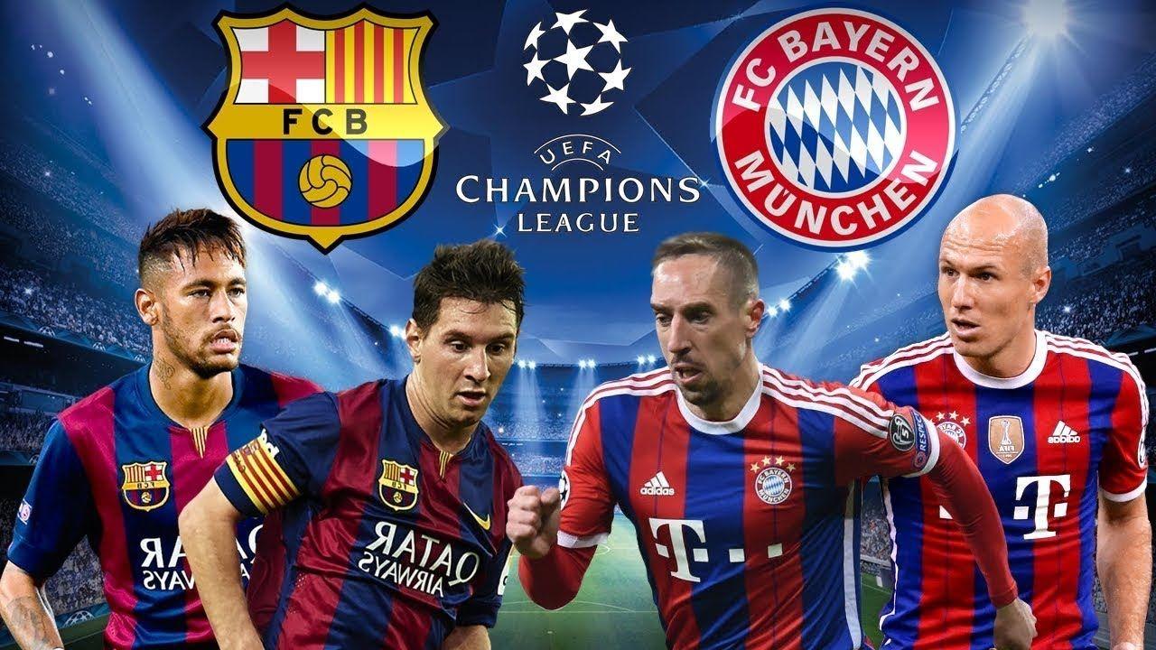 Fifa 18 Barcelona Vs Bayern Munich Uefa Cl El Liberatador Messi Bayern Munich Bayern Messi Vs