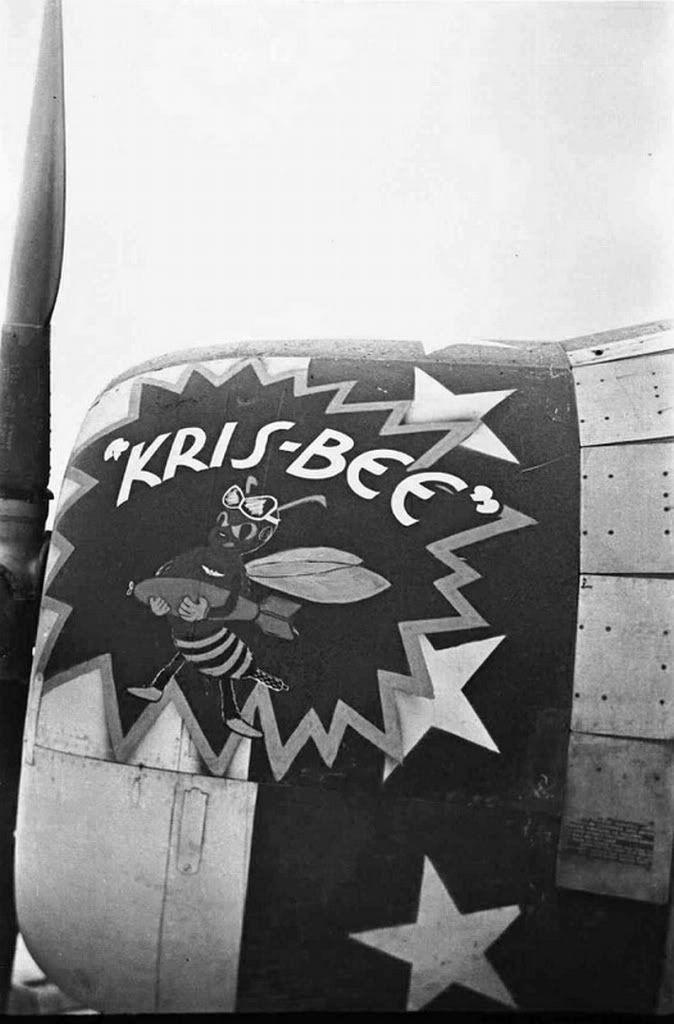 "P-47 "" KRIS BEE """