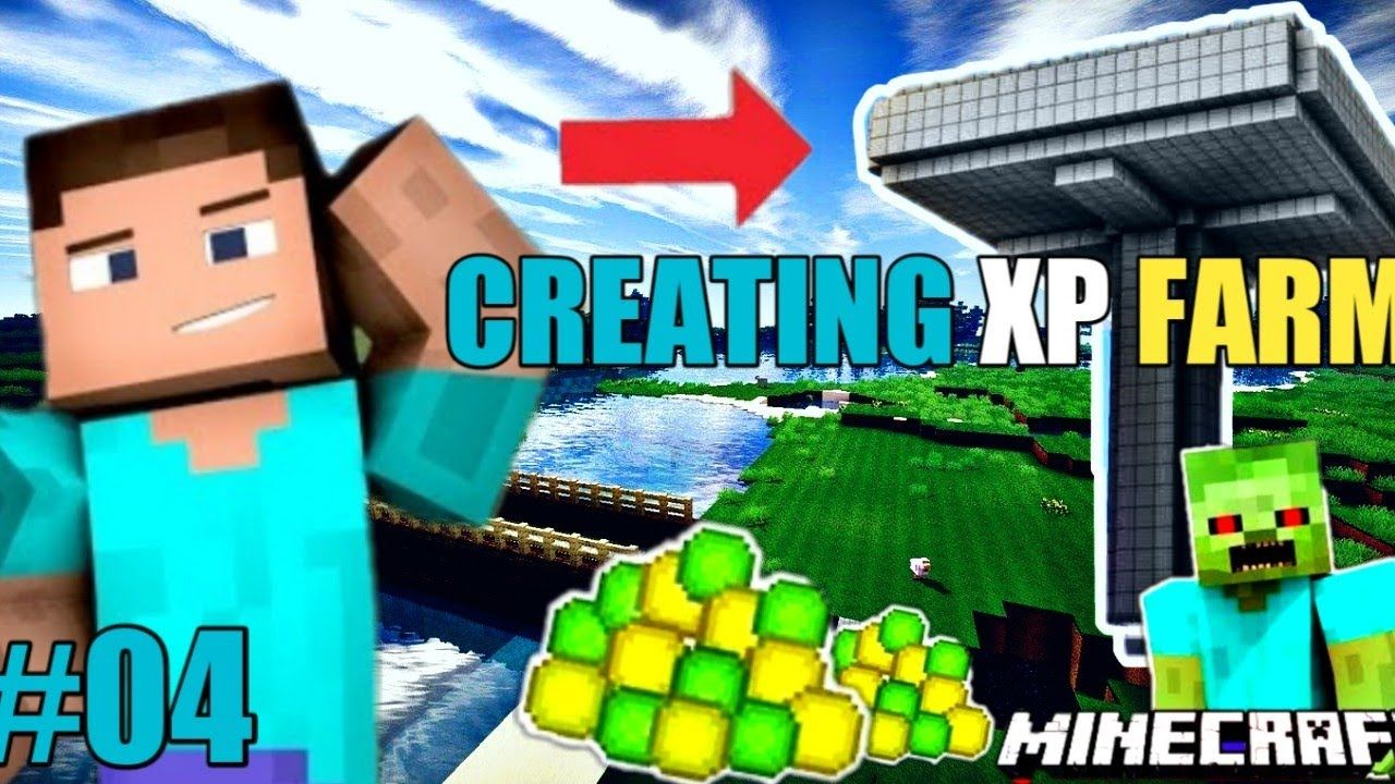 I MADE UNLIMITED XP FARM IN MINECRAFT  MINECRAFT GAMEPLAY#10
