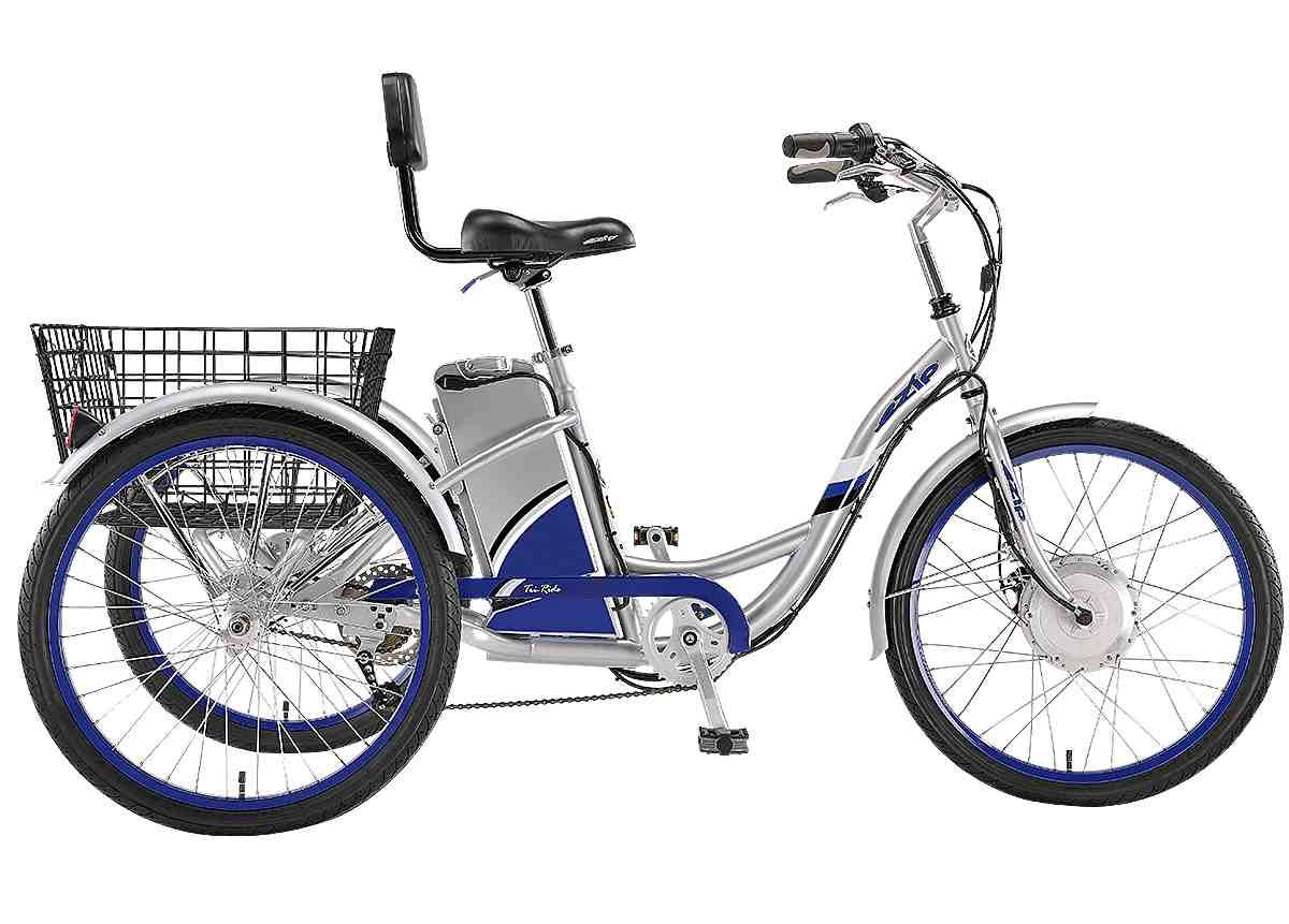 Three Wheel Electric Bike