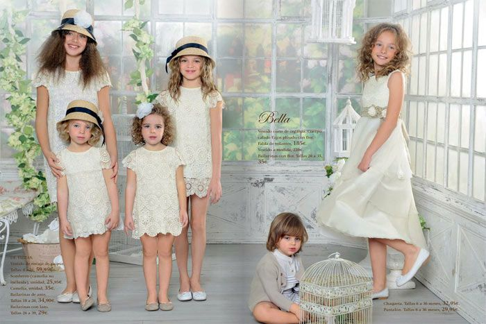 vestidos primavera verano para niñas - Buscar con Google