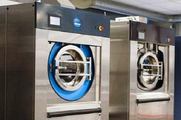 The #Xeros #washing #machine developed by Stephen Burkinshaw at the University of Leeds uses nylon polymer beads that help suck away dirt and grease. In this way it uses less water and detergent: http://impressivemagazine.com/2014/02/25/xeros-washing-machine-uses-less-water/
