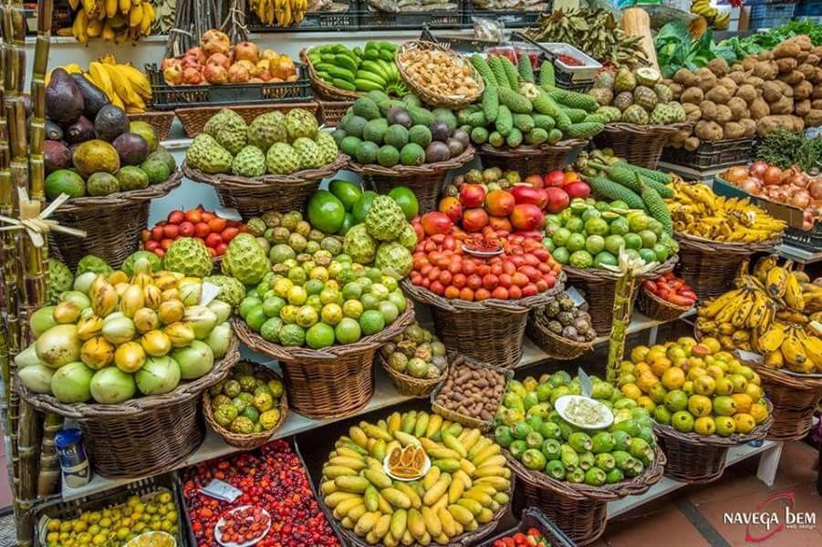 Mercado dos Lavradores Madeira