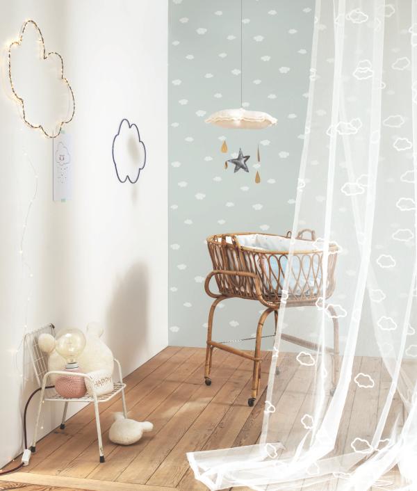 Fantasyroom Gardinen Und Vorhange Im Babyzimmer Und Kinderzimmer