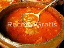 Receta de Frijoles blancos con tocino (Guatemala)