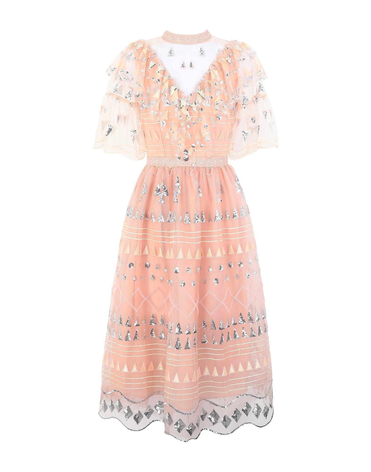 True Decadence Knee-Length Dress - Women True Decadence Knee-Length Dresses online on YOOX United States - 34994704FO