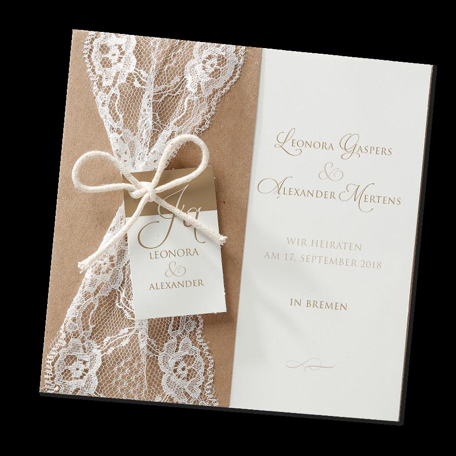 Hochzeitskarten weiße spitze top kartenlieferant wedding hochzeit hochzeitseinladung