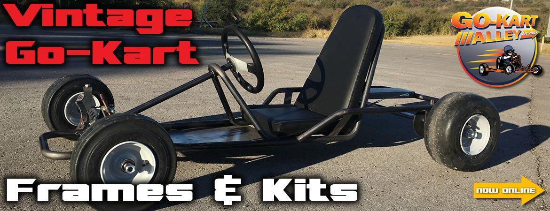 Off Road and Racing Go Kart Parts, Go Kart Kits & Go Kart