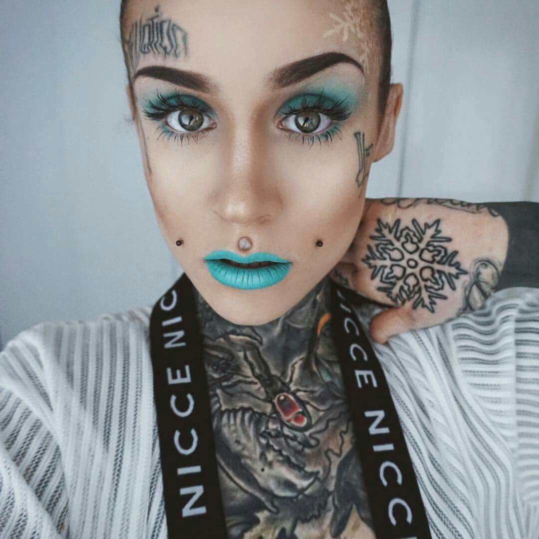 Pin by Darwen Hitch on great ink looks Monami frost