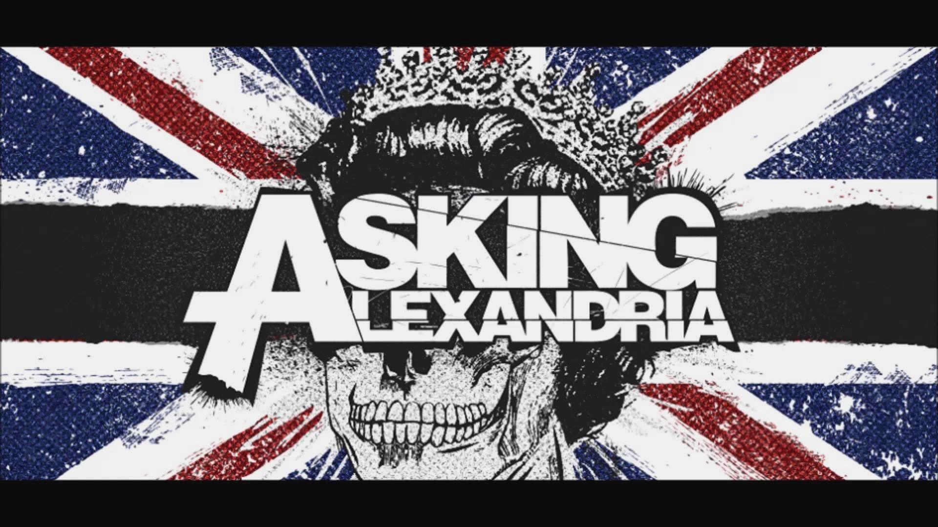 Preguntando Alexandria Fondos De Pantalla Hd Asking Alexandria Iphone Wallpaper Epic Asking Alexandria Lyrics