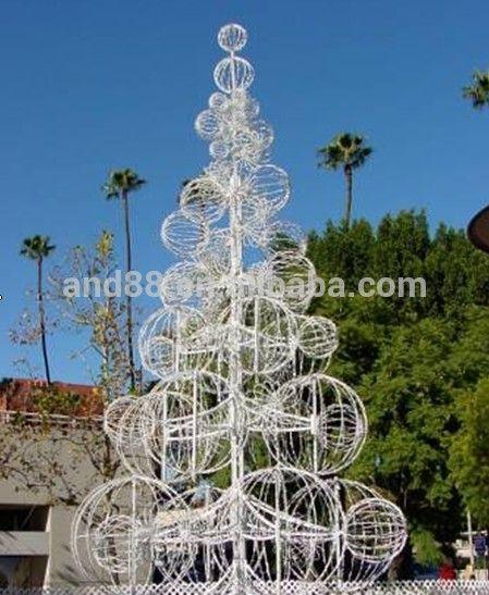 Source 3D LED tree ball light / christams tree light on malibaba