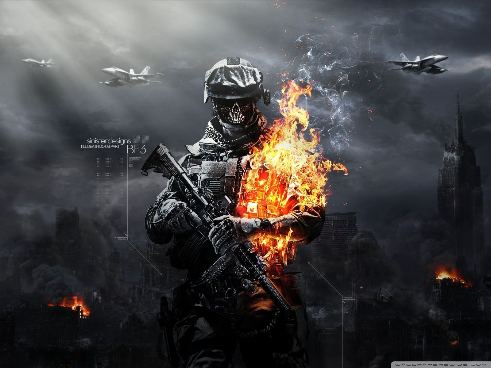 Call Of Duty Zombies Wallpapers Free