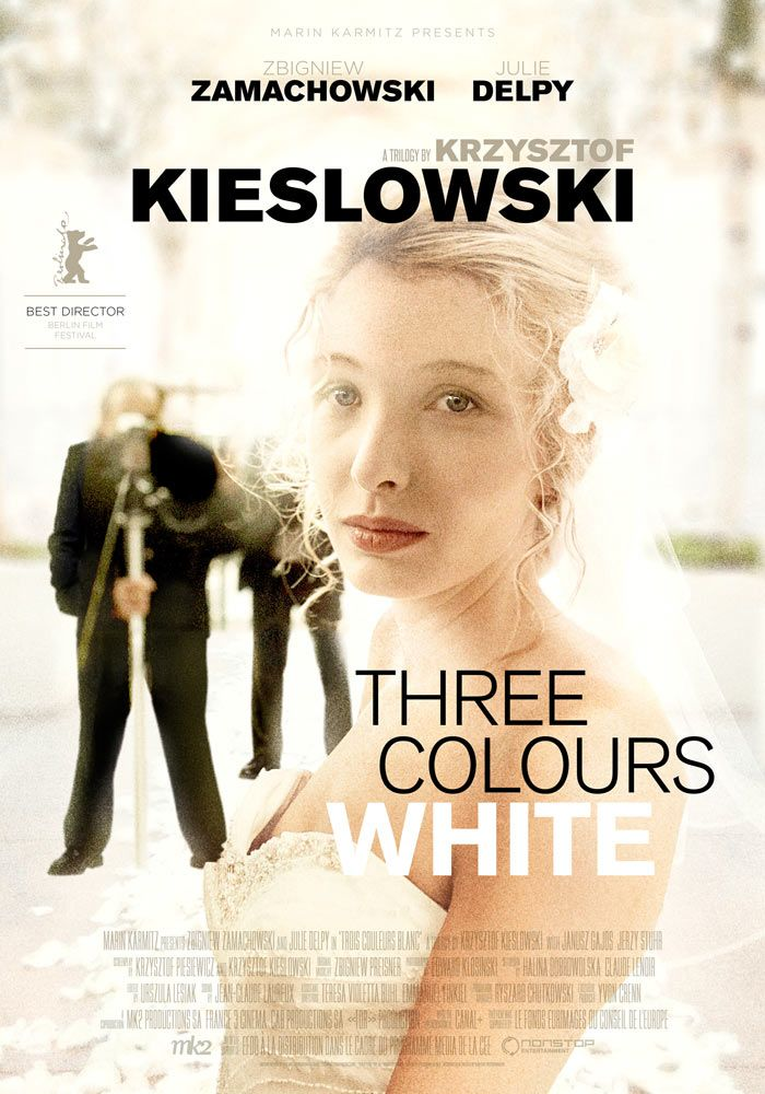 Three Colours White (1993) Film ve Sinema