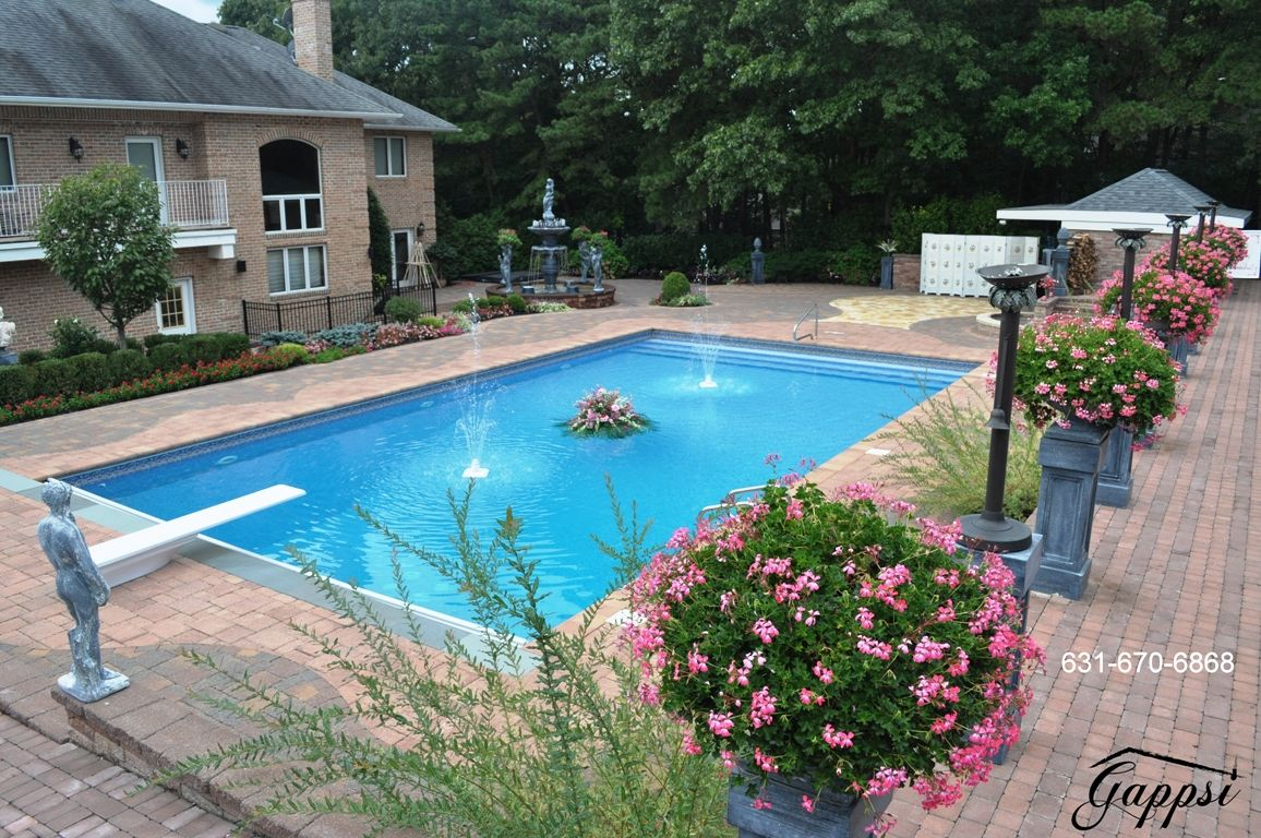 Amazing Nicolock Paving Stones For Pool Patio In Lloyd Harbor, New York (11743) Http