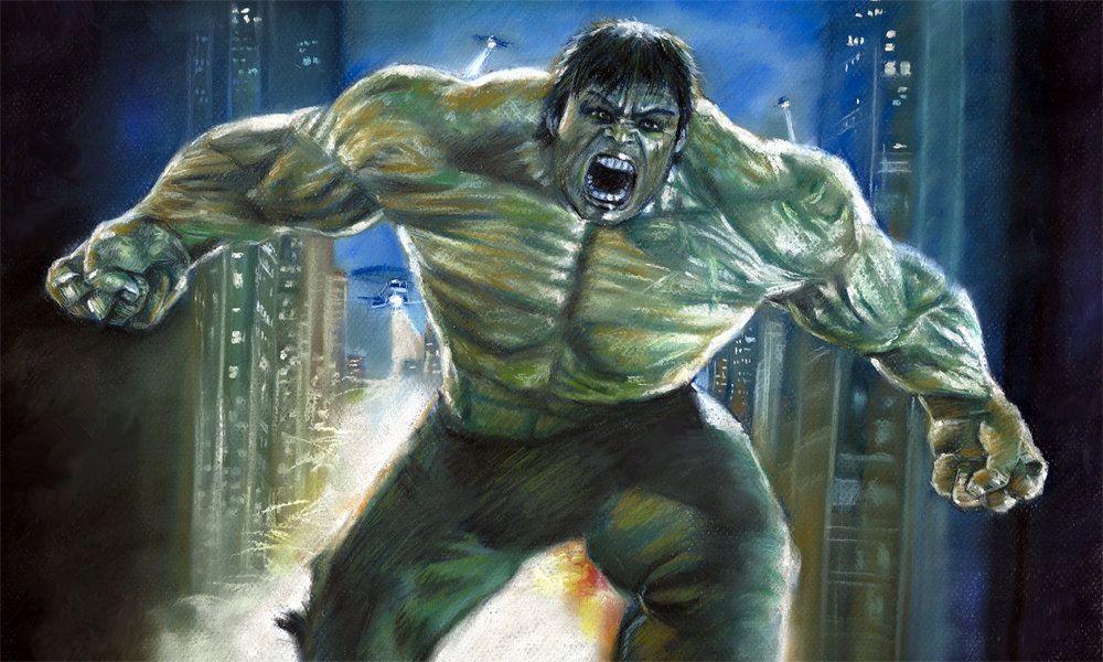 #Hulk #Fan #Art. (Hulk) By: Eugenes. (THE * 5 * STÅR * ÅWARD * OF: * AW YEAH, IT'S MAJOR ÅWESOMENESS!!!™) ÅÅÅ+