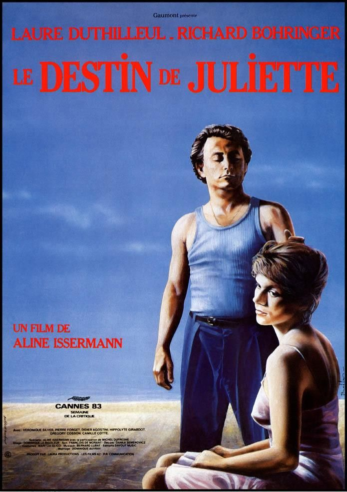 Le Destin De Juliette El Destino De Juliette 1983 Aline Isserman France Cinema Going To Work Flirting